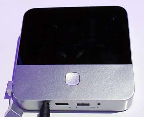 Compact Portable Projectors
