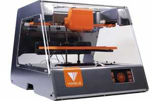 The Voxel8 3D Printer Can Blend Electronics and Plastics