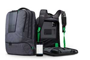The Smartbag is the World's Smartest Backpack