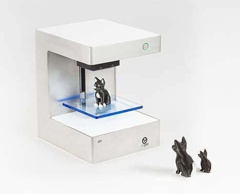 38 Examples of 3D Printers - From Kid-Friendly 3D Printers to 3D Makeup Printers
