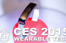 CES 2015 Wearable Tech - Shelby Walsh Shares Her Favorite CES 2015 Wearables and Body Monitors