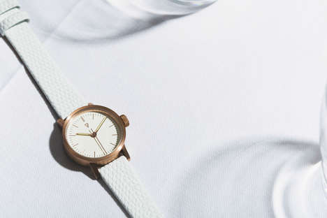 Nature-Inspired Timepieces - V03P by Void Watches Embraces Scandinavian Landscapes