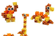 Building Block Safari Toys - Click-a-Brick Offers an Affordable LEGO Alternative