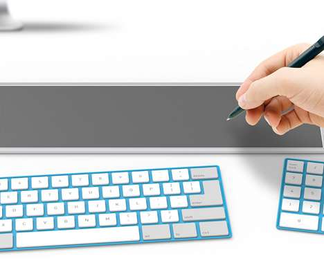 Capable Modular Keyboards
