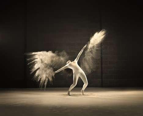 Powdered Dancer Photoshoots