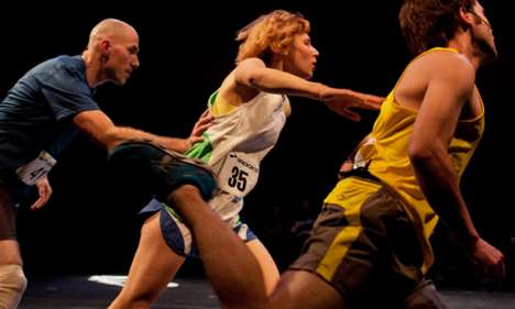 Socially-Charged Performances - Progress Festival Delves into Israeli Consciousness with 'Marathon'