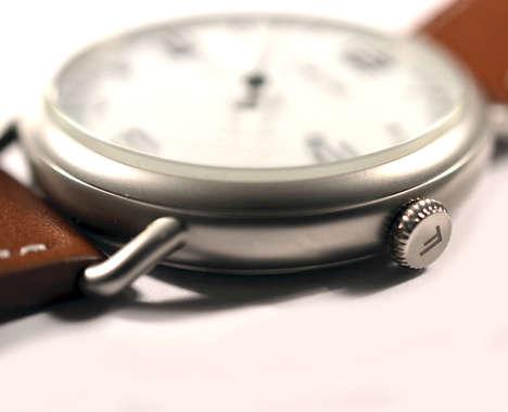 Tachometer-Inspired Watches