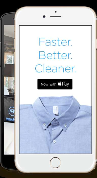 Laundry Delivering Apps - The Washio App Delivers Laundry and Dry Cleaning Right to One's Door