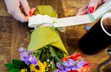 On-Demand Flower Deliveries - Urbanstems Provides Same Day Bouquets at In-House Costs