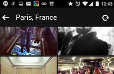 Urban Photo Curator Apps - The Citygram App Streamlines One's Feed to Feature Urban Photography
