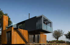 Shipping Container Abodes