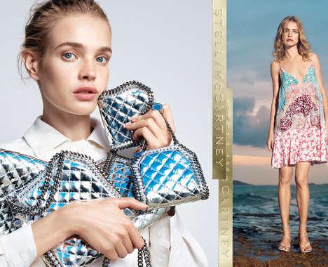 No-frills Fashion Campaigns