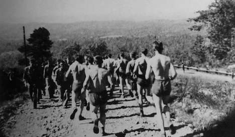 War-Inspired Workouts - The Art of Manliness Publishes a WWII Workout Plan by United States G.I.s
