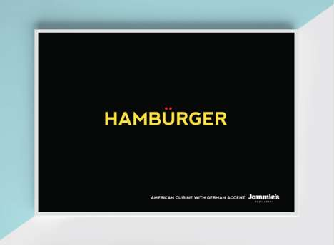 Accent Appropriated Adverts - Ira Smolikov Creates American Print Ads Using European Accents