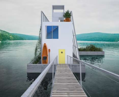 Open Source Floating Homes