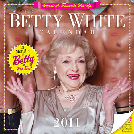 15 Tributes to Betty White - From Nostalgic Sitcom Sweaters to Senior Celeb Prank Calls