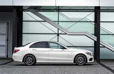 Frugally Powerful Cars - The Mercedes C 450 AMG