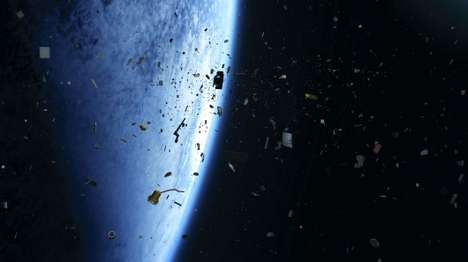 Orbit-Cleaning Workshops - The European Space Agency Wants to Clean Up Low-Earth Orbit