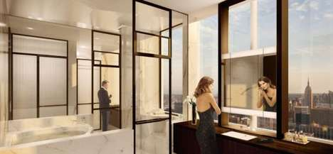 $100 Million Penthouses - These Penthouse is Located in the One57 Tower in Midtown Manhattan