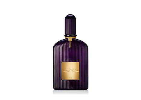 Seductive Floral Fragrances - The Exotic Velvet Orchid Tom Ford Perfume is Spicy Yet Very Feminine