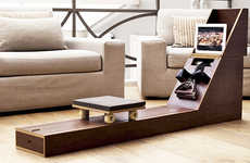 Sporty Transforming Furniture