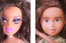 Drastic Doll Make-Unders - These Bratz Dolls Are Given Startling Transformations