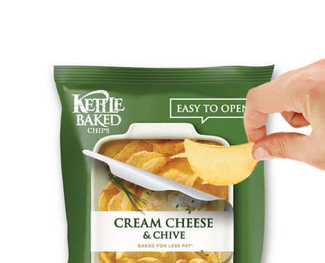 Easy-Open Chip Bags