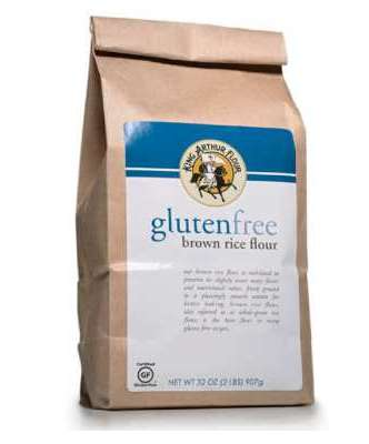 Brown Rice Flour Alternatives - King Arthur Flour's Grain Product Compliments Dietary Restrictions