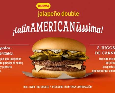 Hispanic Fast Food Campaigns