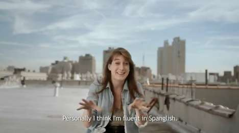 Eye-Opening Spanglish Commercials - The AT&T Mobile Movement Campaign Targets Young Latinos