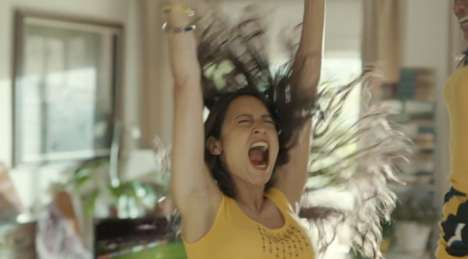 Passionate Clothing Commercials - This JC Penney Ad Highlights Women as Enthusiastic World Cup Fans