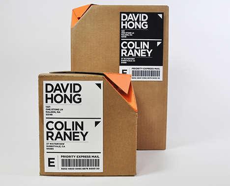 Bent Corner Boxes