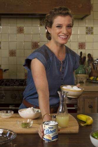 Cook-Encouraging Campaigns - Nestle La Lechera and Pati Jinich Inspire Latina Moms to Create Recipes