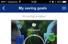 Easy Budgeting Apps - The Goalkeeper Money-Saving App Helps You Achieve Financial Objectives