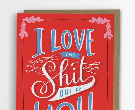 Vulgar Valentine Cards