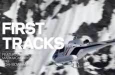 Snow Sports Webisodes - Sport Chek's First Tracks Series Appeals to Skiers and Snowboarders