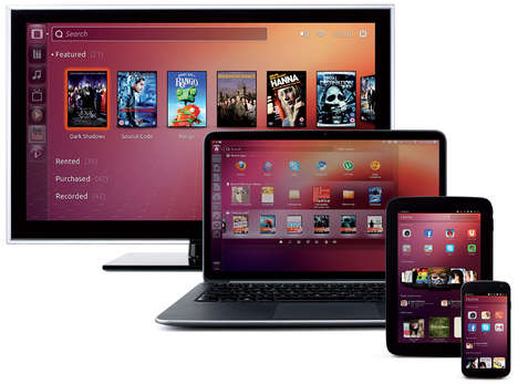 Device-Converging Apps - Ubuntu Touch Connects Separate Devices into Single Entity