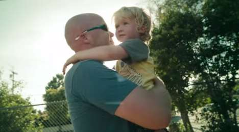 Modern Fatherhood Ads - Dove Men+Care's Super Bowl Ad Shows What Real Strength Means