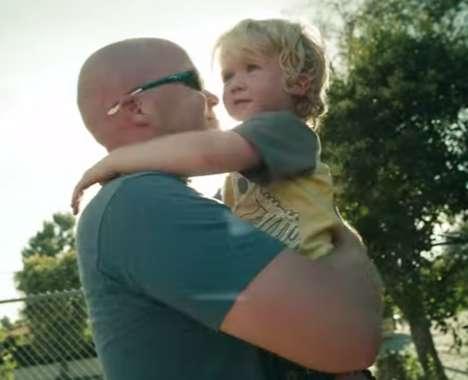 Modern Fatherhood Ads