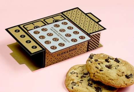 Scented Cookie Boxes - Neenah's 'Power of Paper' Printed Packaging Promotion Has Fragrant Samples