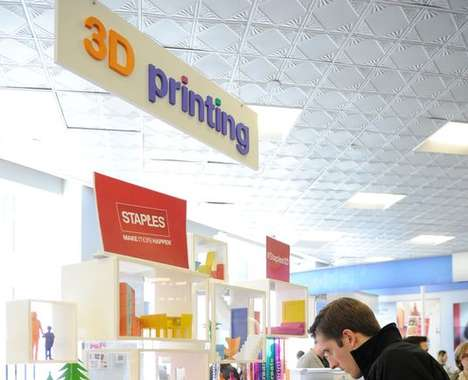 3D Printing Stations