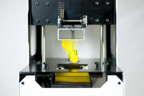 Jewelry 3D Printer - The Sharebot J-3D is Designed Specifically For Jewelry Printing