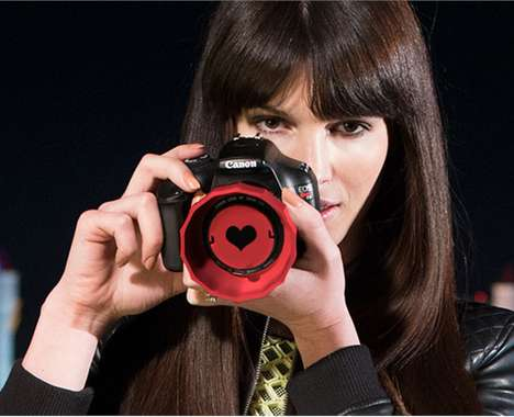 Romantic Photography Lenses
