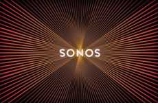 The Energetic Sonos Logo Was a Happy Accident by Bruce Mau Design