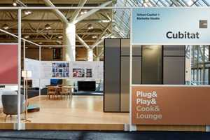 Cubitat Can Transform Any Space Into A Fully Functional Apartment