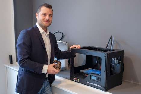 3D Printing Shops - Copenhagen's 3D Printhuset Makes 3D Printing Accessible to All