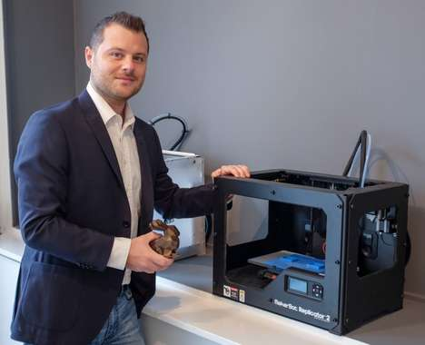 3D Printing Shops