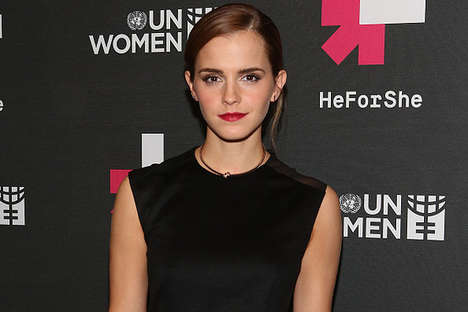Equality-Encouraging Endeavors - Emma Watson's Speech on Gender Equality Announces a New Phase