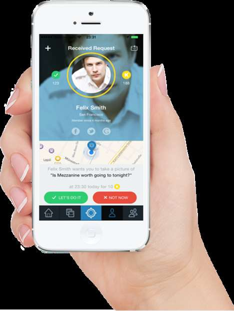 Good Samaritan Apps - uCiC Helps People Find Out a Situation Without Venturing Out Themselves
