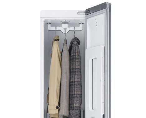 Washing Machine Wardrobes